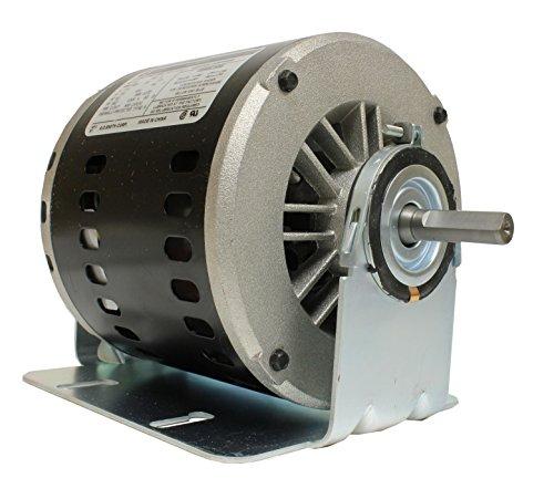 A.O. Smith SVB2034B 1/3-1/10 HP HP, 1725/1140 RPM RPM, 56Z Frame, Reversible Rotation, 1/2-Inch x 1-5/8-Inch Flat Shaft Evaporative Cooler Motor