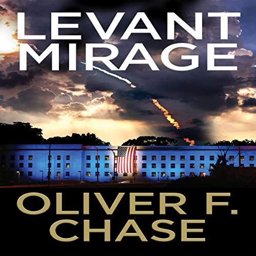 Levant Mirage audiobook cover art