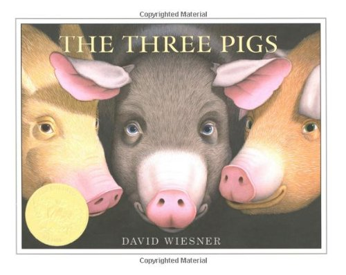 The Three Pigs (Caldecott Honor Book)の詳細を見る
