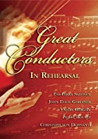 Great Conductors: In Rehearsal [DVD] [Import]