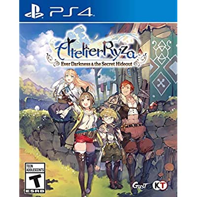atelier ryza, End of 'Related searches' list
