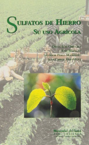 Sulfato de hierro: su uso agrícola: 8 (Compendium)