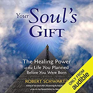 Your Soul's Gift: The Healing Power of the Life You Planned Before You Were Born audiobook cover art