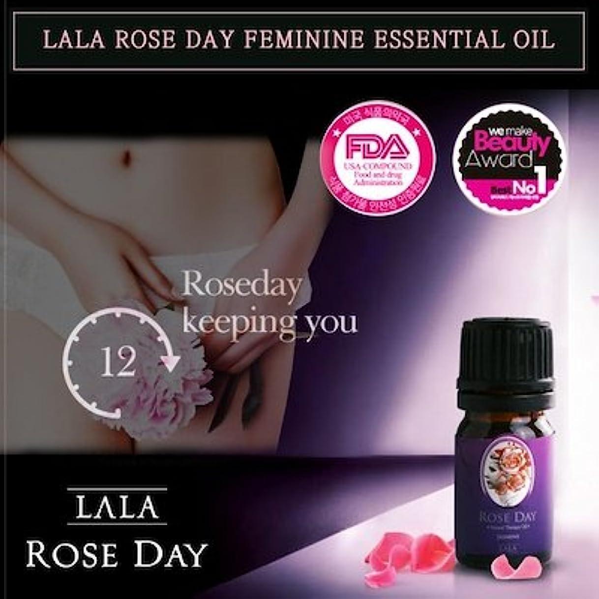 ナサニエル区週間脆いLALA Rose Day Natural Therapy Oil(Jasmine)/Feminine Essential Oil/Korea Cosmetic