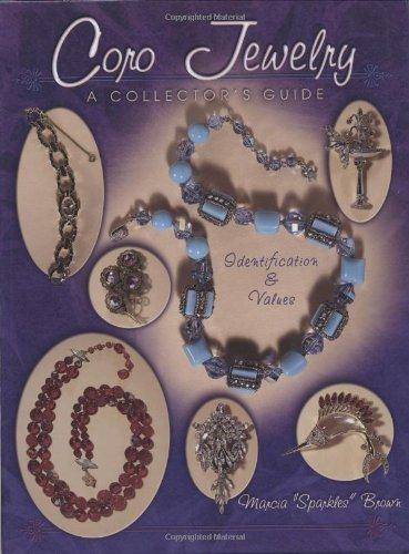 Hot Sale Coro Jewelry: A Collector's Guide, Identification & Values