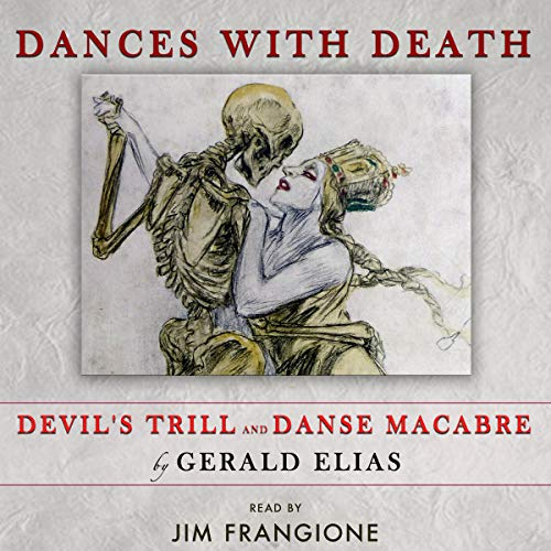 Dances with Death audiobook cover art