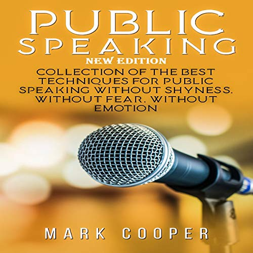 Public Speaking: New Edition Titelbild