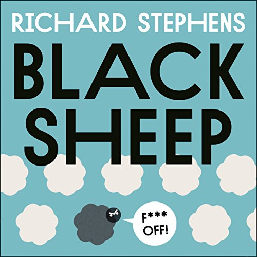 Black Sheep: The Hidden Benefits of Being Bad audiobook cover art