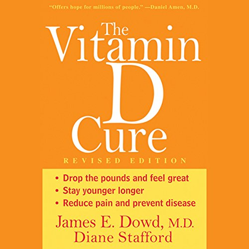The Vitamin D Cure cover art