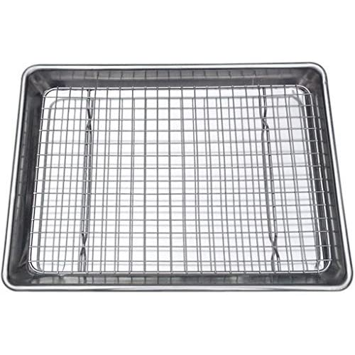 Cooking Pan with Wire Rack: Amazon.com