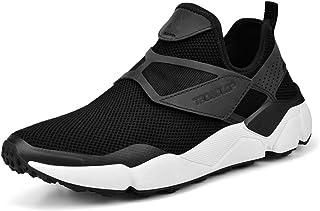 Guteidee Men Women Sneakers Casual Walking Hiking Mesh...