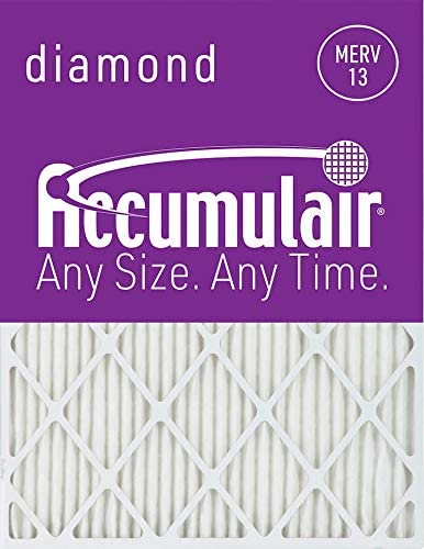 Our shop OFFers the best service Accumulair Diamond 19.75x21.5x1 Actual Size MERV Filter Air SEAL limited product 13