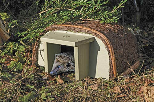 Wildlife World Special Edition National Trust Wicken Fen Hedgehog Home House Retreat 46cm