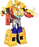 siyushop Transforme Toys Spark Armor Ark Power Optimus Prime Action Figure - Se Combina con El Vehículo De Alimentación Arca para Encender: para Niños De 6 Y Up.