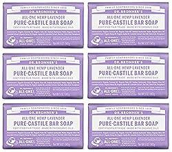 pure castile bar soap