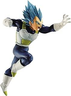 Banpresto 35833 Dragon Ball Super SSGSS Vegeta Z-Battle Figure