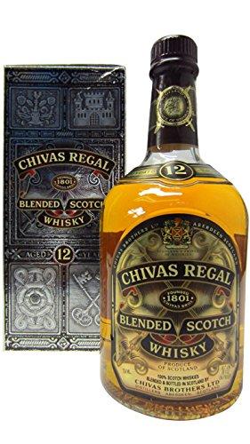 Chivas Regal 40 prozent 12 Jahre Blended Whisky (1 x 1 l)