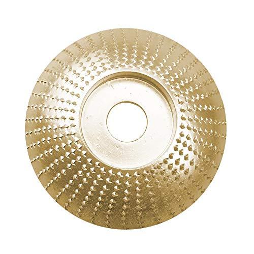 SHOH hout hardmetaal slijpschijf slijpschijf carving tool slijpschijf voor haakse slijper, binnendiameter: meer dan 38 mm / 1,5 inch, diameter boring: meer dan 16 mm / 0,63 in