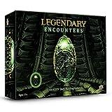 ADC Blackfire Entretenimiento UD82438 - Encuentros Legendary - Un mazo Alien...