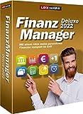 Lexware FinanzManager Deluxe 2022: Finanzen und Wertpapiere clever verwalten