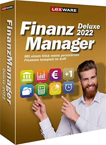Lexware FinanzManager Deluxe Bild