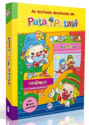 Patati Patatá - As incríveis aventuras de Patati Patatá