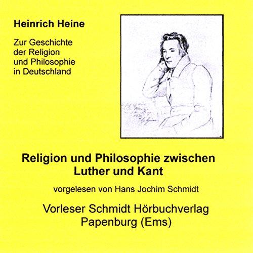 Religion und Philosophie zwischen Luther und Kant Titelbild
