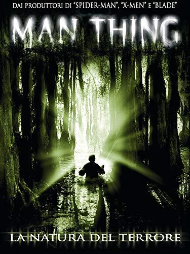 Man Thing - La natura del terrore
