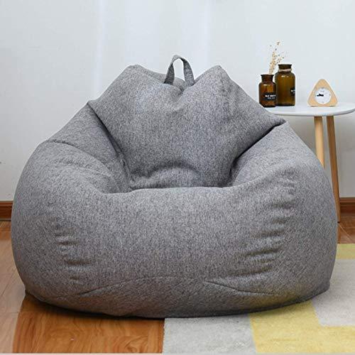 Aohua Erschwinglicher Dandelionsky Klassisch Sitzsack Sessel Sofa Baumwolle Abdeckung Teppich Husse (Tuch Abdeckung) - Dg-S, Small