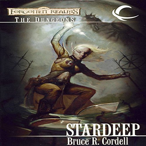 Stardeep audiobook cover art
