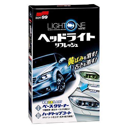 SOFT99 (ソフト99) LIGHT ONE ヘッドライトリフレッシュ 03133 [HTRC3]