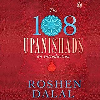 The 108 Upanishads audiobook cover art