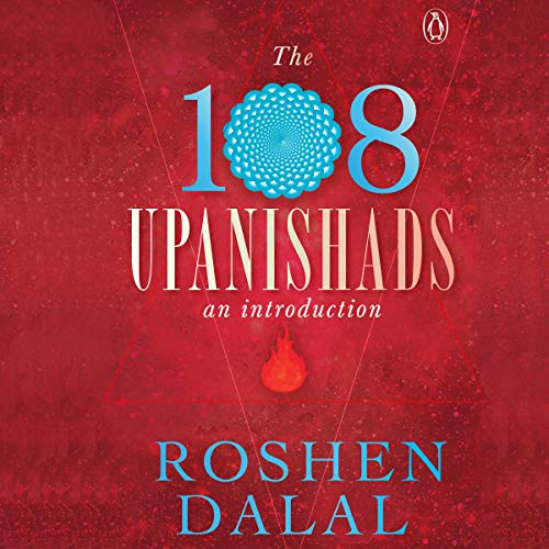 The 108 Upanishads cover art