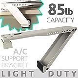 Universal Window Air Conditioner Bracket - 1pc Medium-Duty Window AC Support - Support Air...