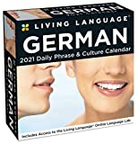 Living Language: German 2021 Day-to-Day Calendar