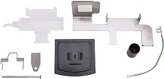 8201756 Refrigerator Ice Dispenser Door Kit for Whirlpool, Maytag, Kenmore, Crosley. Ice Door Kit Replace 8201756, 8201756VP, W10823377, WP2180353