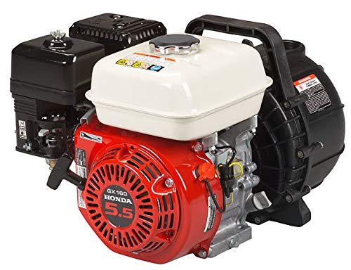 "Pacer Pumps 200 GPM""S"" Series SE2UL E5HCP Water Pump with 5.5 HP Honda GX Engine"