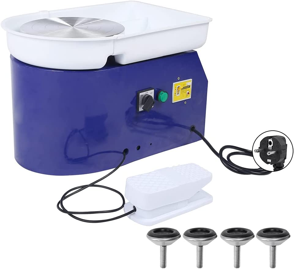 Super beauty product restock quality top! Electric Pottery Wheel machine350W Tucson Mall Brushless Potte 24cm