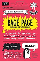 Rage page guided journal