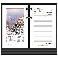 AT-A-GLANCE フォトグラフィックデスクカレンダー リフィル