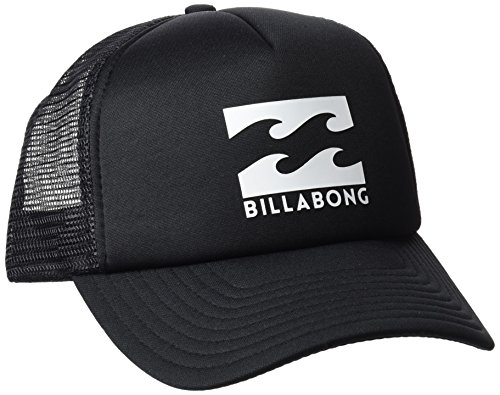 BILLABONG Herren Podium Trucker Caps, Black/White, U