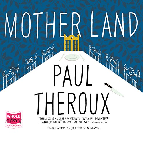Couverture de Mother Land