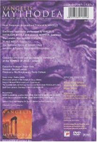 Vangelis: Mythodea - Music for the NASA Mission: 2001 Mars Odyssey