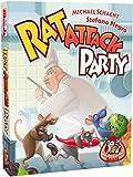 Rat Attack Party WGG02020 Juegos de Mesa Ninguno