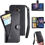 Nokia 7 Plus Case, Cover Nokia 7 Plus Wallet Case, Flip