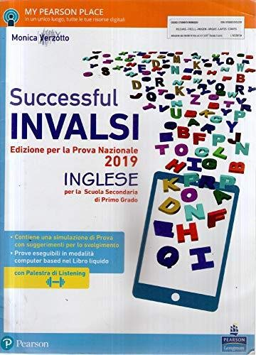 Successful invalsi ed. Prova nazionale 2018 inglese sspg [Lingua inglese]