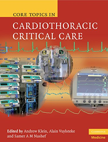 51FBQYE5xlL - Core Topics in Cardiothoracic Critical Care