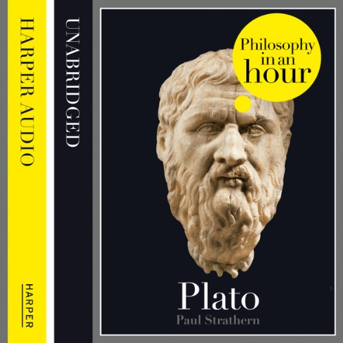 Plato: Philosophy in an Hour audiobook cover art