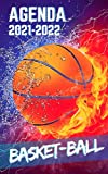 Agenda 2021 - 2022 Basket-Ball: Scolaire Collège Lycée Étudiant | Journalier | Garçon Fille
