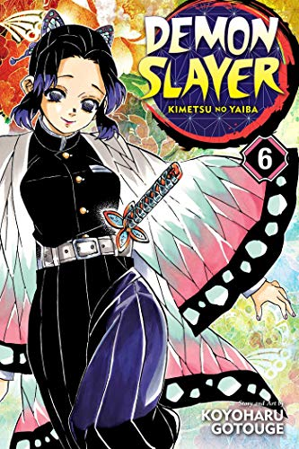 Demon Slayer: Kimetsu no Yaiba, Vol. 6: The Demon Slayer Corps Gathers (6)